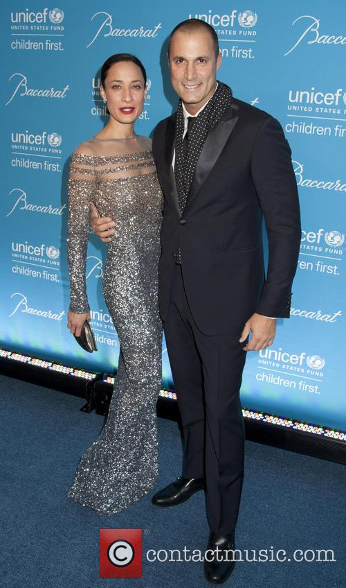 Nigel Barker and Chrissy Barker 2