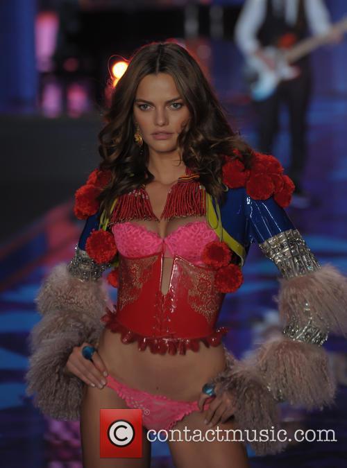 Barbara Fialho and Victoria's Secret