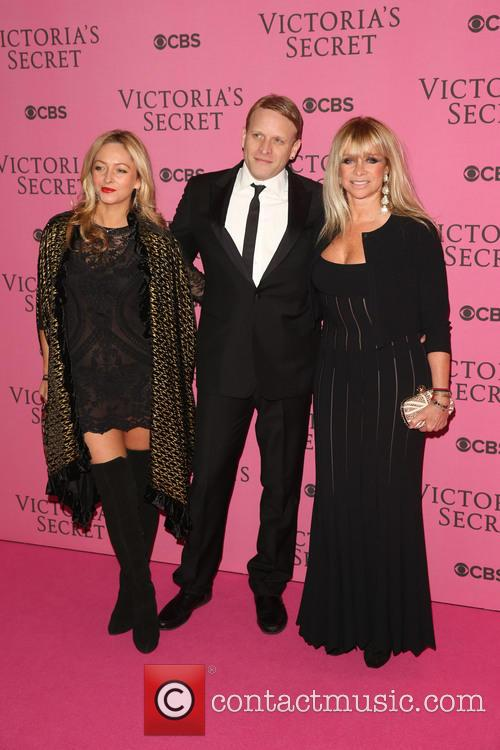 Jo Wood, Son and Daughter-in-law 2