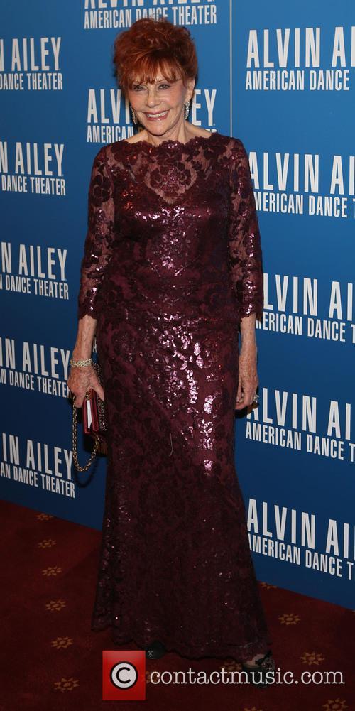 Alvin Ailey and Glorya Kaufman 2