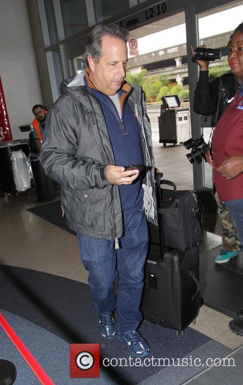 Jon Lovitz at Los Angeles International Airport (LAX)