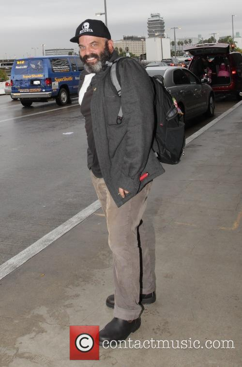 Lee Arenberg at Los Angeles International Airport (LAX)