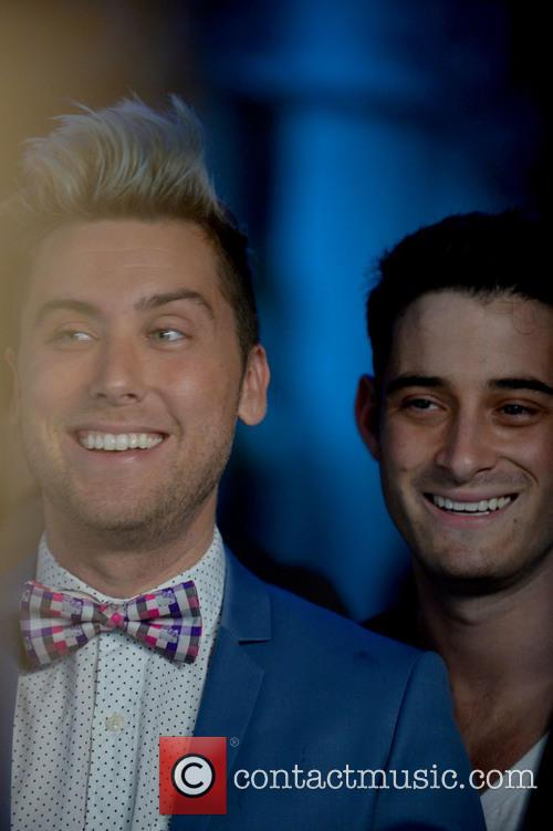 Lance Bass and Michael Turchin 2