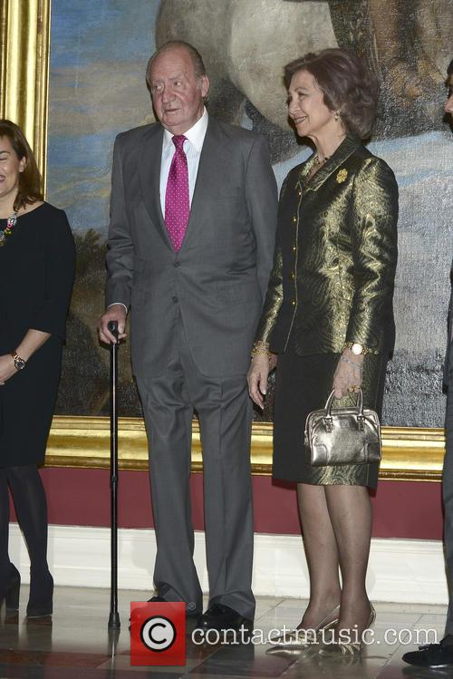 King Juan Carlos and Queen Sofia Inaugurate a...