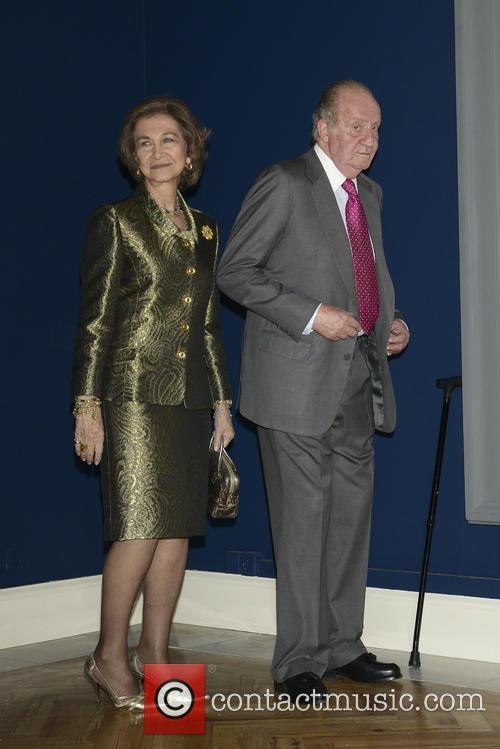 Queen Sofia Of Spain and King Juan Carlos Of Spain 2