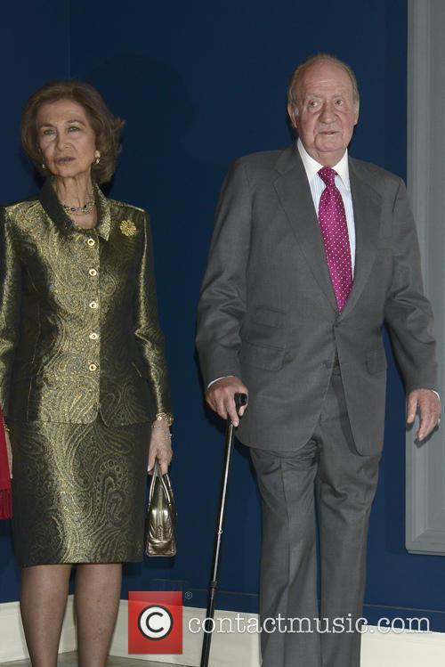 Queen Sofia Of Spain and King Juan Carlos Of Spain 4