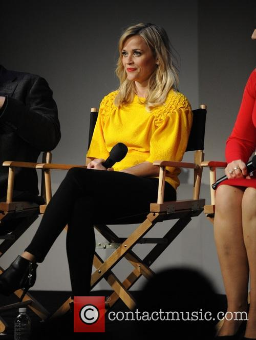 Reese Witherspoon, Laura Dern, Cheryl Strayed and Bruna Papandrea 2
