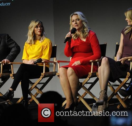 Reese Witherspoon, Laura Dern, Cheryl Strayed and Bruna Papandrea 3