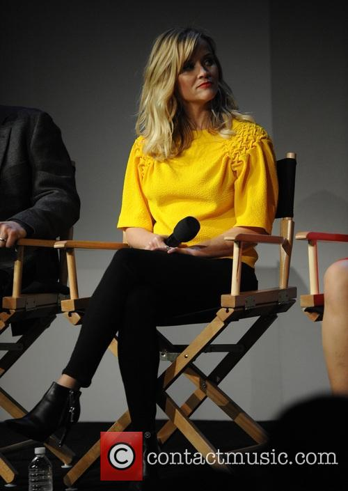 Reese Witherspoon, Laura Dern, Cheryl Strayed and Bruna Papandrea 5