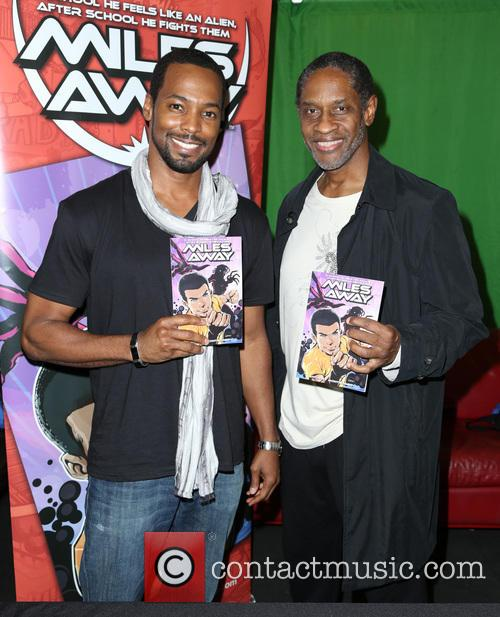 Anthony Montgomery and Tim Russ 4