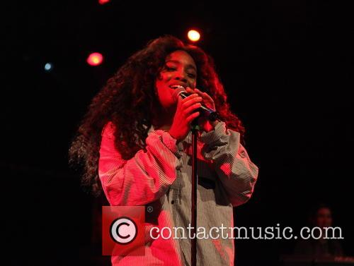 Willow Smith and Sza 8