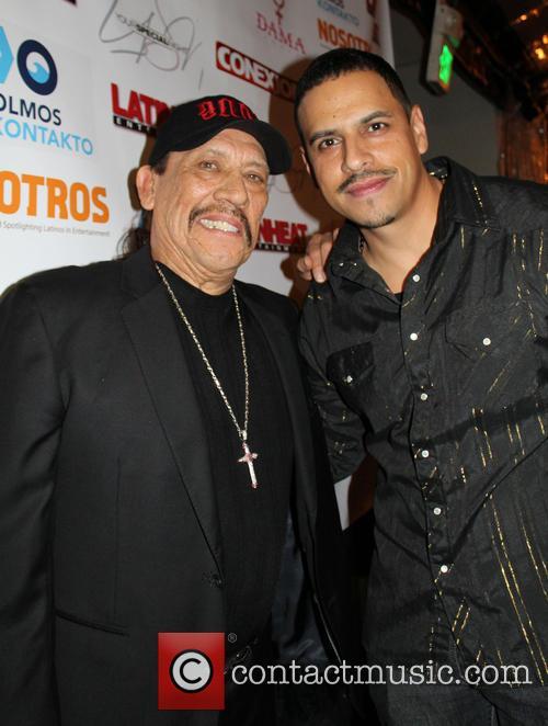 Danny Trejo and Al Marchesi 5