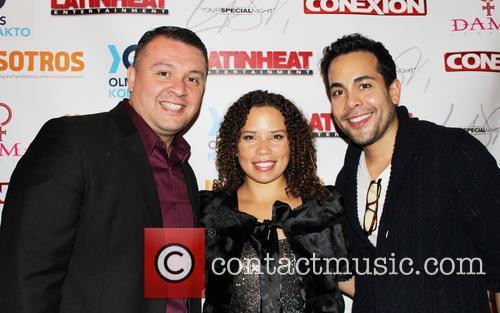 Celebration, Joel Gonzalez, Fanny Veliz and Reko Moreno 9