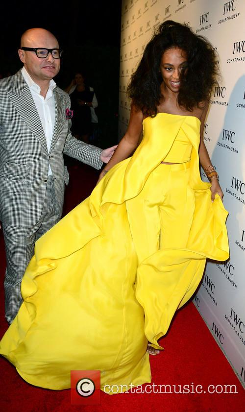 Georges Kern and Solange Knowles 1