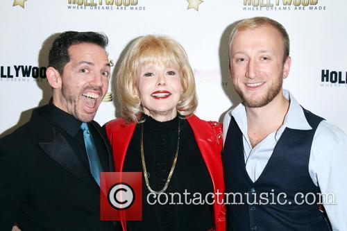 Francine York, Mel England and Tom Saporito 3