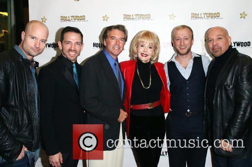 Nate Moore, Mel England, Francine York, Tom Saporito and Jason Stuart 2