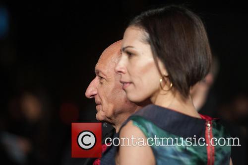 Sir Ben Kingsley, Daniela Lavender and Exodus 3