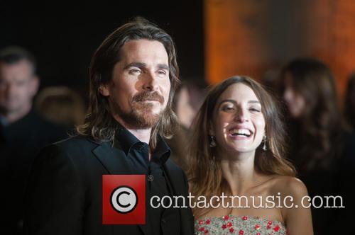 christian Bale and María Valverde 8