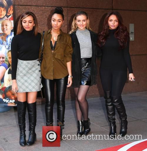 Jesy Nelson, Perrie Edwards, Leigh-anne Pinnock, Jade Thirlwell and Little Mix 4