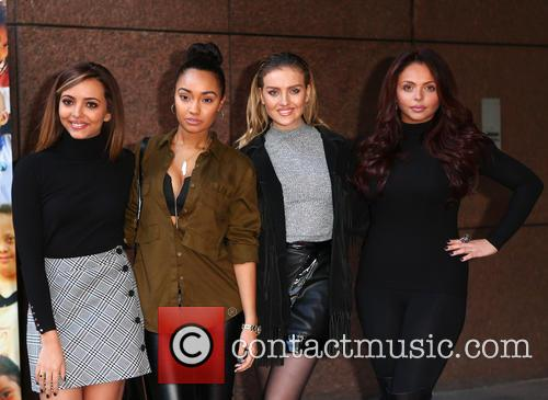 Jesy Nelson, Perrie Edwards, Leigh-anne Pinnock, Jade Thirlwell and Little Mix 5