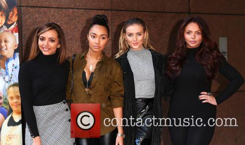 Jesy Nelson, Perrie Edwards, Leigh-anne Pinnock, Jade Thirlwell and Little Mix 6