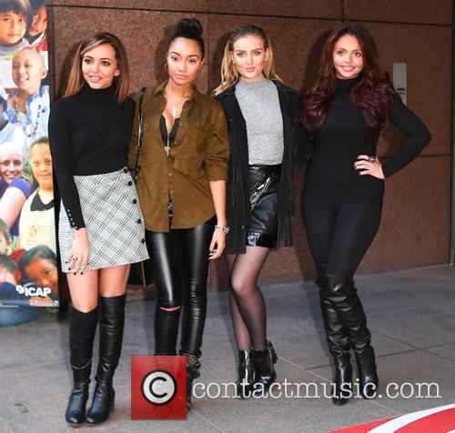 Jesy Nelson, Perrie Edwards, Leigh-anne Pinnock, Jade Thirlwell and Little Mix 7