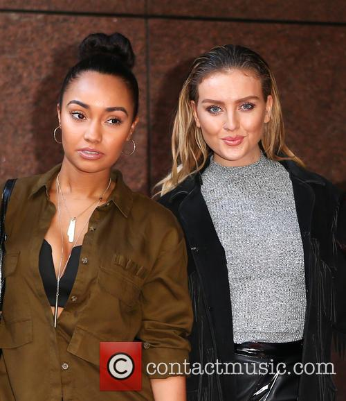 Leigh-anne Pinnock and Perrie Edwards 3