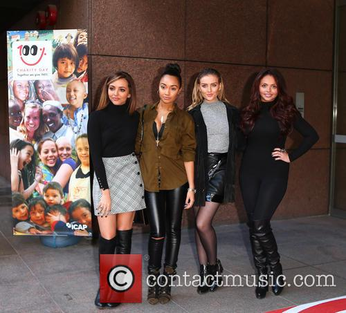 Little Mix, Jade Thirlwell, Leigh-anne Pinnock, Perrie Edwards and Jesy Nelson 2