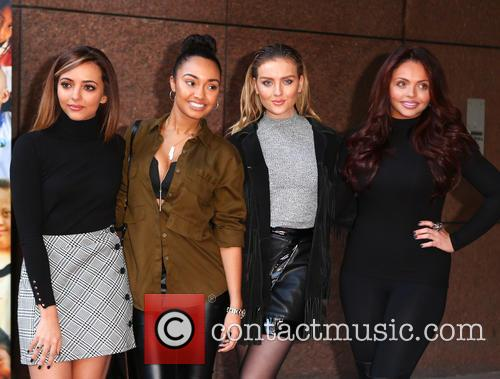 Little Mix, Jade Thirlwell, Leigh-anne Pinnock, Perrie Edwards and Jesy Nelson 1