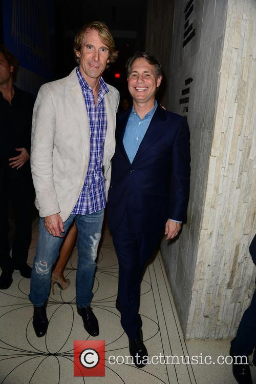 Michael Bay and Jason Binn 6