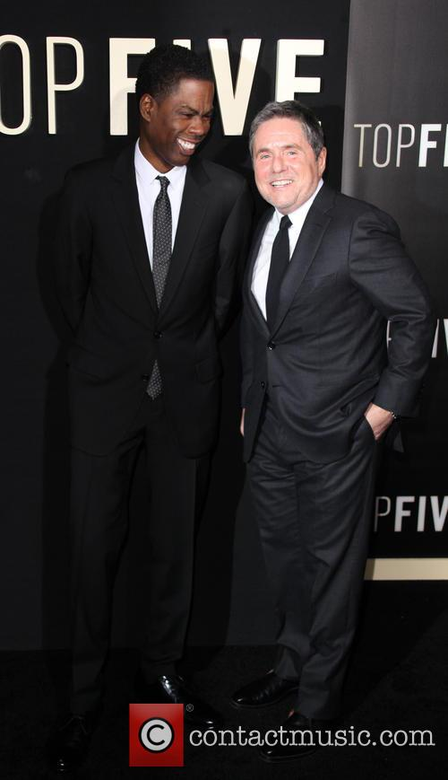 Chris Rock and Brad Grey 3