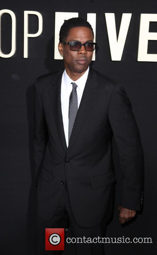 Chris Rock at the 'Top Five' premiere