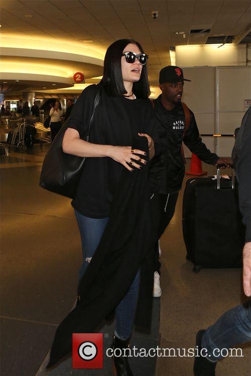 Jessie J and Luke James 4