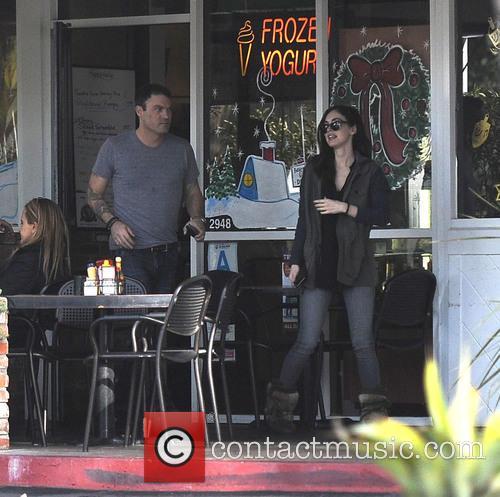 Megan Fox and Brian Austin Green 3