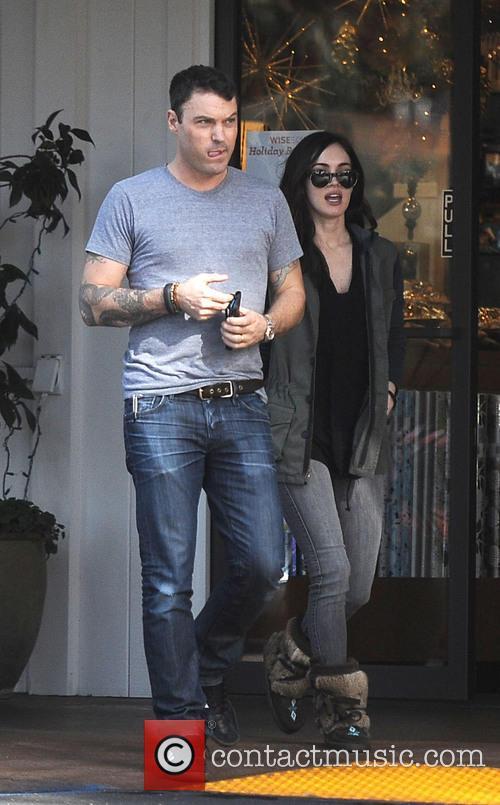Megan Fox and Brian Austin Green 4