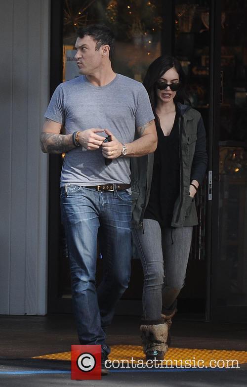 Megan Fox and Brian Austin Green 5