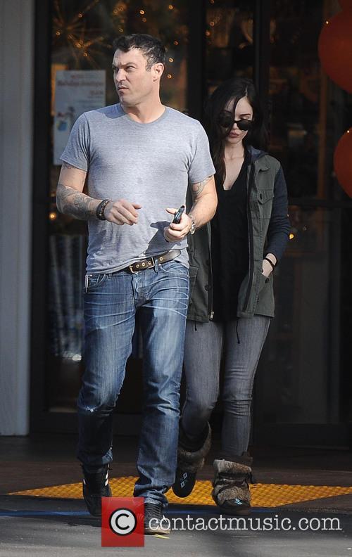 Megan Fox and Brian Austin Green 6