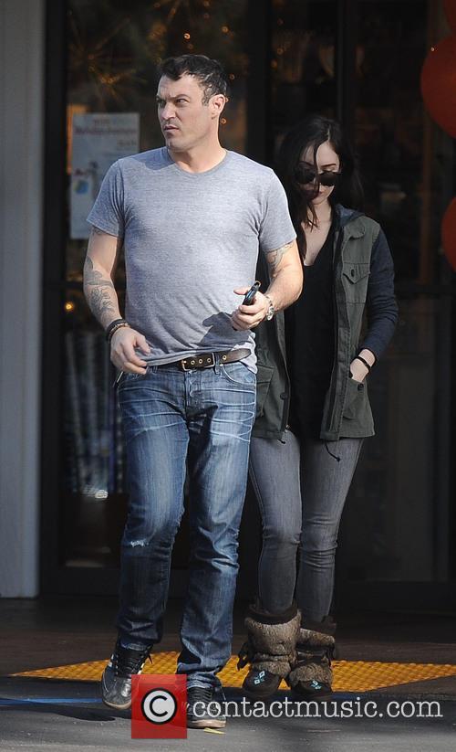 Megan Fox and Brian Austin Green 7