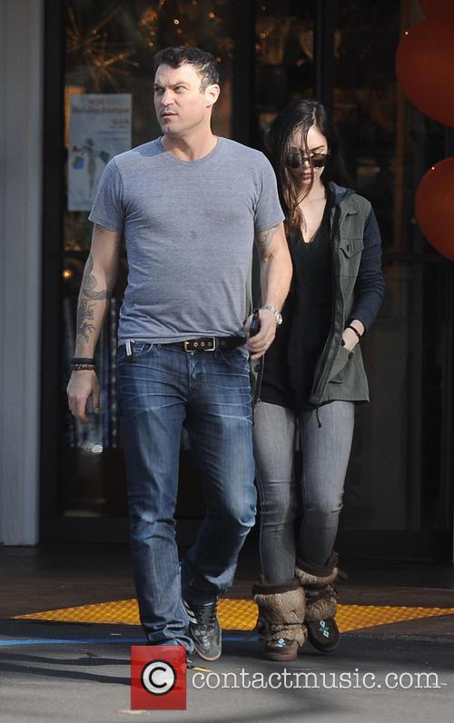 Megan Fox and Brian Austin Green 8