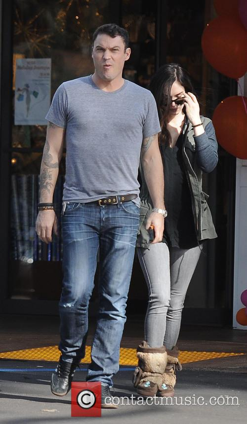Megan Fox and Brian Austin Green 9
