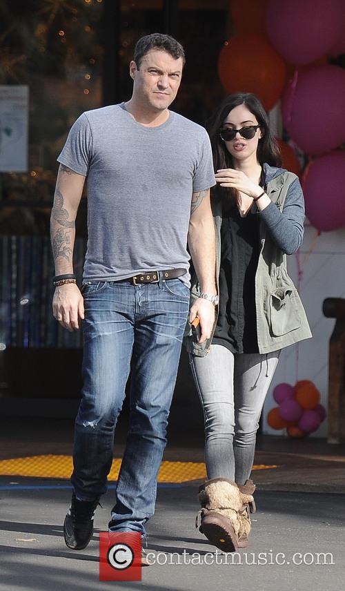 Megan Fox and Brian Austin Green 11