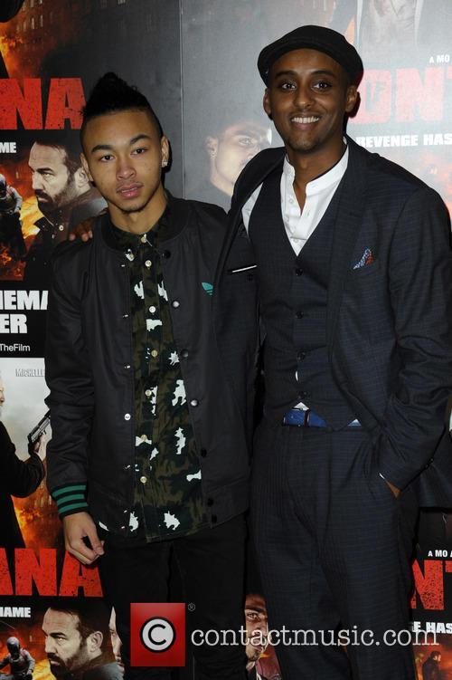 Mckell David and Mo Ali 2