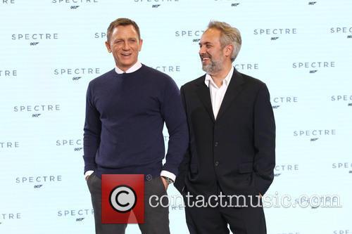 Sam Mendes and Daniel Craig 3