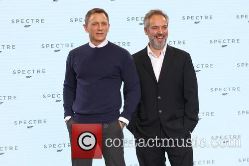 The launch of new James Bond film, Spectre...