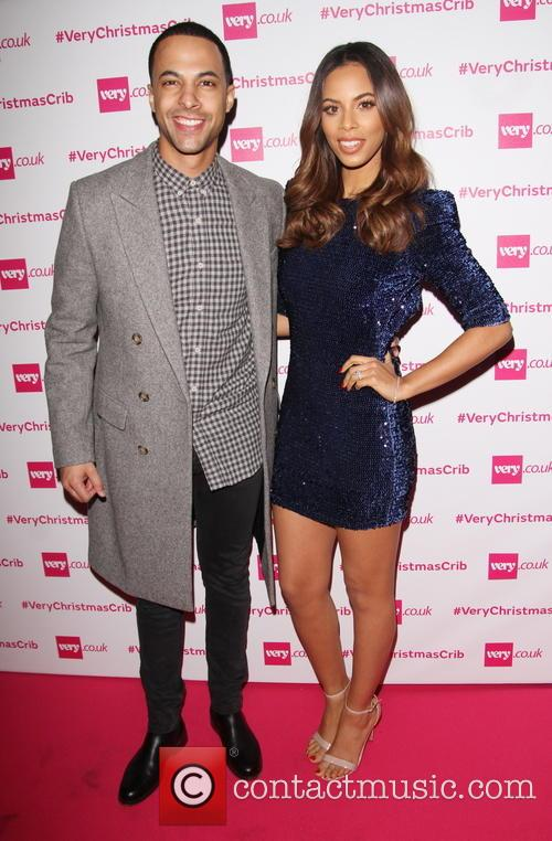 Rochelle Humes and Marvin Humes 1