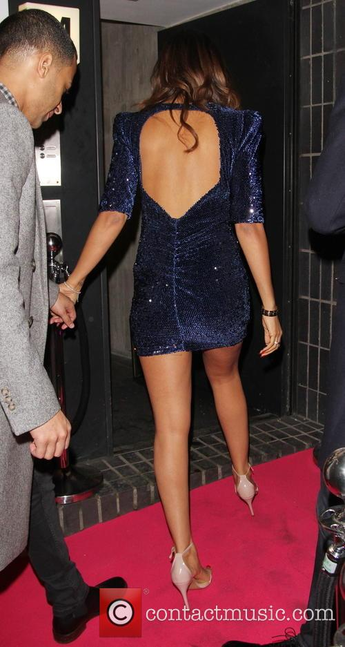 Rochelle Humes and Marvin Humes 9