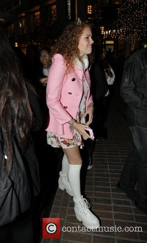 Mahogany Lox mobbed by  fans at The...