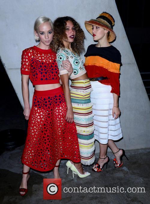 Caitlin Moe, Cleo Wade and Mia Moretti 3