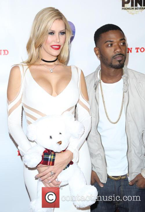 Ray J and Kennedy Summers 2