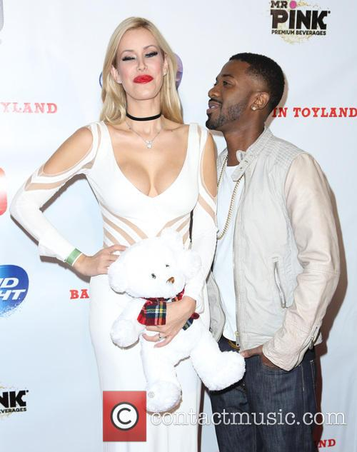 Ray J and Kennedy Summers 3